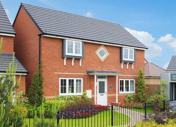 "Thumbnail 4 bedroom detached house for sale in ""Thornbury"" at Bay Court, Beverley"