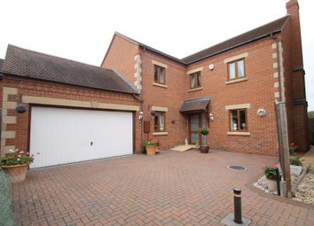 Thumbnail 4 bed detached house for sale in Brensham Court Mews, Main Road, Bredon, Tewkesbury