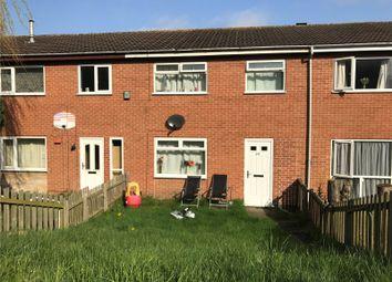 Thumbnail 3 bedroom terraced house for sale in Barent Walk, Nottingham, Nottinghamshire