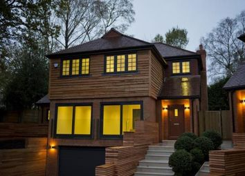 Thumbnail 4 bed detached house for sale in Roffes Lane, Chaldon, Surrey