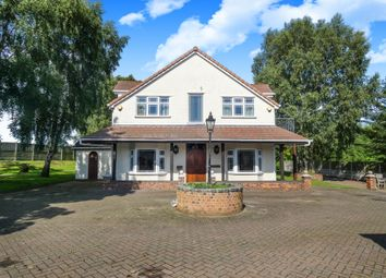 Thumbnail 5 bed detached house for sale in Southport Road, Lydiate, Liverpool