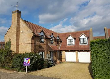 Thumbnail 4 bed detached house for sale in Farriers Way, Carlby, Stamford, Lincolnshire