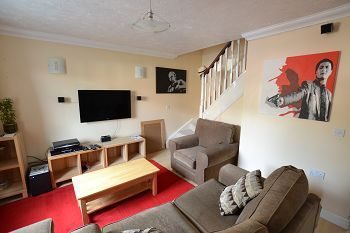 Thumbnail 2 bed property to rent in Eastgate, Macclesfield, Cheshire