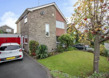 Thumbnail 3 bed detached house for sale in Ullswater Crescent, Bramcote, Nottingham