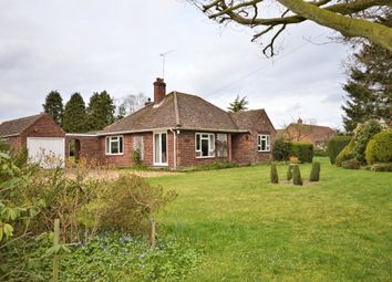 Thumbnail 2 bedroom detached bungalow for sale in Elmham Road, Beetley, Dereham