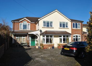 Thumbnail 5 bed detached house to rent in Wymondley Road, Hitchin
