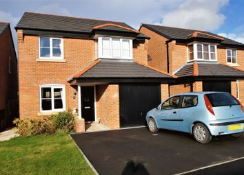 Thumbnail 3 bed detached house for sale in Ribble Close, Holmes Chapel, Crewe