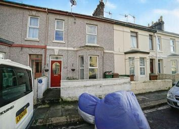 Thumbnail 3 bed terraced house for sale in Cattedown, Plymouth, Devon