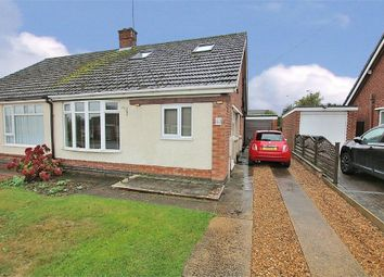 Thumbnail 2 bed semi-detached bungalow for sale in Edgehill Road, Duston, Northampton