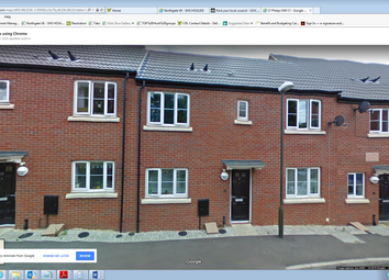 Thumbnail 3 bed terraced house to rent in Phelps Mill Close, Dursley