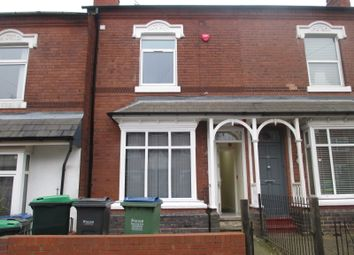 Thumbnail 7 bed terraced house to rent in Abbey Road, Smethwick