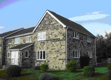 Thumbnail 2 bed flat to rent in Beck Lane, Collingham, Wetherby