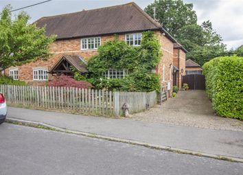 Thumbnail 4 bed cottage to rent in Bartley Heath, North Warnborough, Hook
