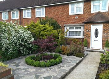 Thumbnail 3 bed terraced house for sale in Warwick Road, Hounslow