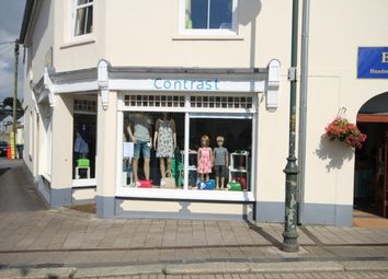 Thumbnail Retail premises for sale in The Platt, Wadebridge