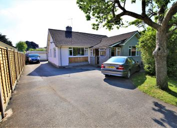 Thumbnail 3 bed detached bungalow for sale in Wideatts Road, Cheddar