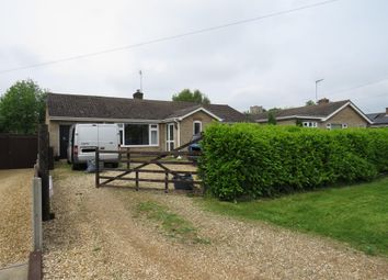 Thumbnail 3 bed detached bungalow to rent in Boughton Road, Fincham, King's Lynn