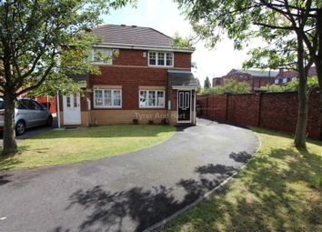 Thumbnail 2 bedroom semi-detached house for sale in Gemini Drive, Dovecot, Liverpool