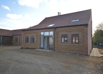 Thumbnail 3 bedroom barn conversion for sale in Grimston, Kings Lynn, Norfolk