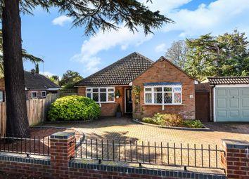 Thumbnail 3 bedroom detached bungalow for sale in Egham, Surrey