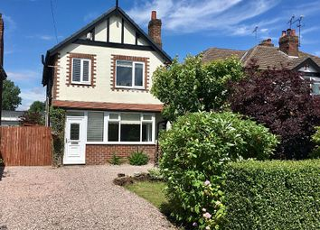 Thumbnail 4 bed detached house for sale in Primrose Lane, Helsby, Frodsham, Cheshire