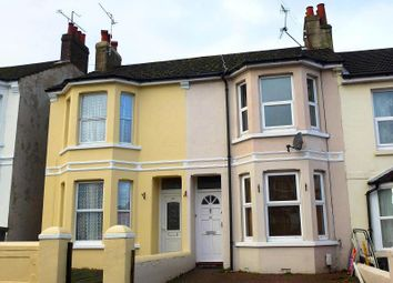 Thumbnail 3 bed property to rent in Sugden Road, Worthing
