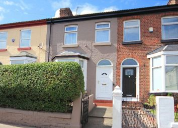 Thumbnail 3 bed terraced house for sale in Wellington Street, Garston, Liverpool