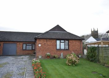 Thumbnail 2 bed semi-detached bungalow for sale in Rosecott Park, Kilkhampton, Bude