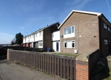 Thumbnail 2 bed flat for sale in Shinwell Crescent, Middlesbrough, Cleveland