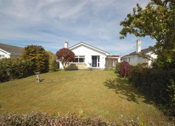 Thumbnail 3 bed detached bungalow for sale in Ger Y Llan, Penrhyncoch, Aberystwyth