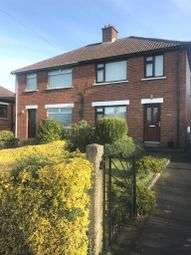 Thumbnail 3 bedroom semi-detached house to rent in Wynchurch Road, Belfast