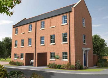 Thumbnail 3 bedroom semi-detached house for sale in The Insherrit, Meadow Way, Spalding, Peterboroough
