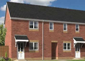 Thumbnail 3 bed town house for sale in 15 Ashby Drive, Kiveton Park