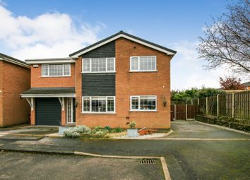 Thumbnail 5 bed detached house for sale in Welbeck Close, Dronfield Woodhouse, Derbyshire