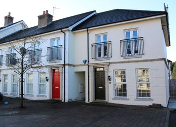 Thumbnail 3 bedroom terraced house for sale in Leathem Square, Dundonald, Belfast