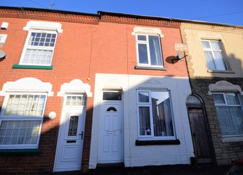 Thumbnail 2 bedroom terraced house to rent in Kirkdale Road, Wigston