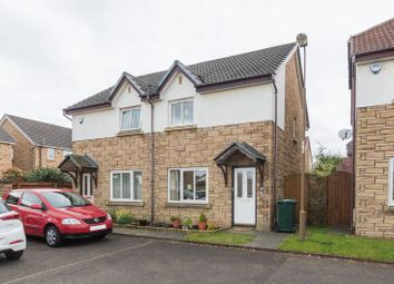 Thumbnail 2 bedroom semi-detached house for sale in 93 Gogarloch Haugh, South Gyle, Edinburgh