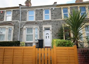 Thumbnail 3 bed terraced house for sale in Forest Avenue, Fishponds, Bristol