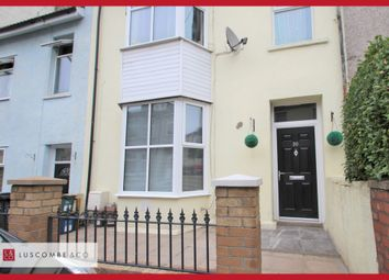 Thumbnail 1 bedroom flat to rent in York Place, Newport