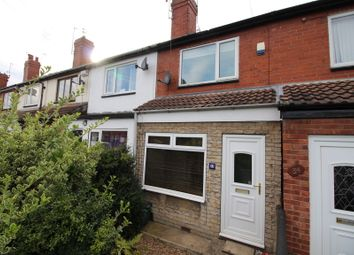 Thumbnail 2 bed terraced house to rent in Riviera Parade, Bentley, Doncaster, South Yorkshire