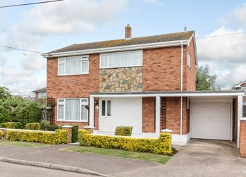 Thumbnail 3 bed detached house for sale in Normans Road, Canvey Island, Essex