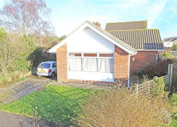 Thumbnail 2 bed detached bungalow for sale in Garden Close, Angmering, Littlehampton