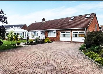 Thumbnail 6 bed detached bungalow for sale in Court Close, Rollesby, Great Yarmouth