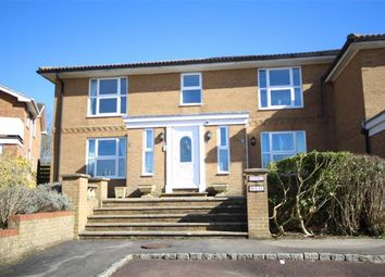 Thumbnail 2 bedroom flat for sale in Kennet House, Tithe Barn Crescent, Okus, Swindon