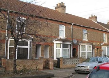 Thumbnail 3 bed terraced house to rent in Stanley Street, Bedford