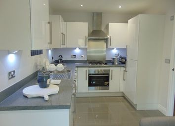 Thumbnail 3 bed end terrace house to rent in Finn Farm Road, Kingsnorth, Ashford