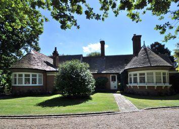 Thumbnail 4 bedroom detached house for sale in Kemnal Road, Chislehurst