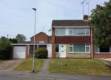 Thumbnail 3 bed semi-detached house for sale in Hales Park, Bewdley