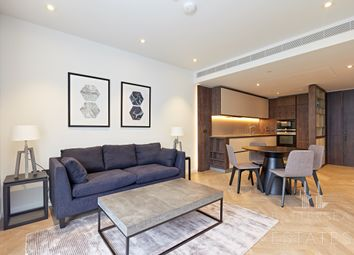 Thumbnail 2 bedroom flat to rent in Circus Road West, Battersea, London