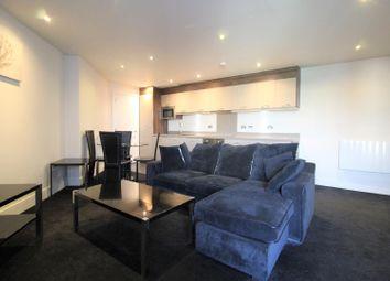 Thumbnail 1 bed flat to rent in Indigo Blu, 14 Crown Point Road, Leeds